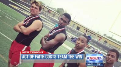 Columbus High School Track Team
