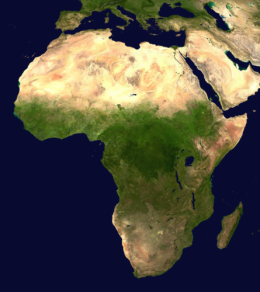 Africa the view from here