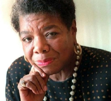 maya angelou caged bird still sings
