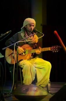 Masala musician, Ofir Jrock, Shaharut, Israel