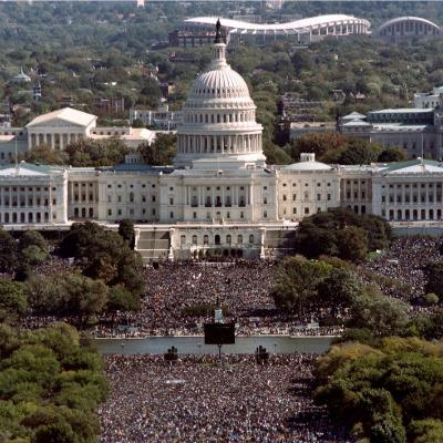 Hail Mary 2 Decades After the Million Man March