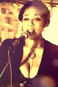 recording artists and The Neighborhood's resident diva IvySoul Robinson of Philadelphia is