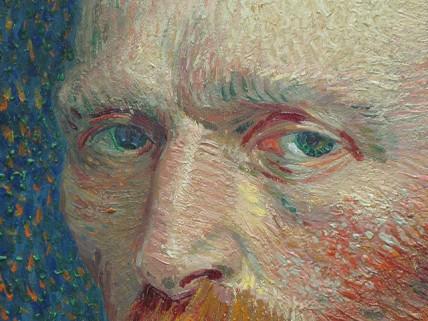 Real life Van Gogh