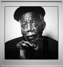 Chinua Achebe by Cliff