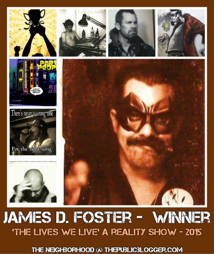 James D. Foster Winner