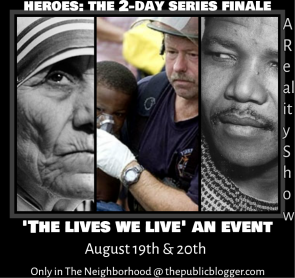 The Lives We Live Series Finale