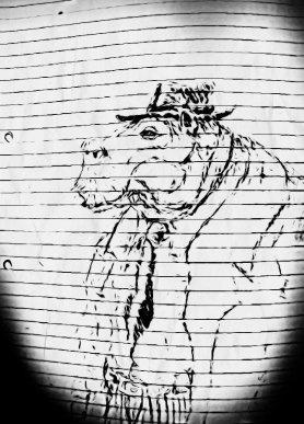 Hippo Flask
