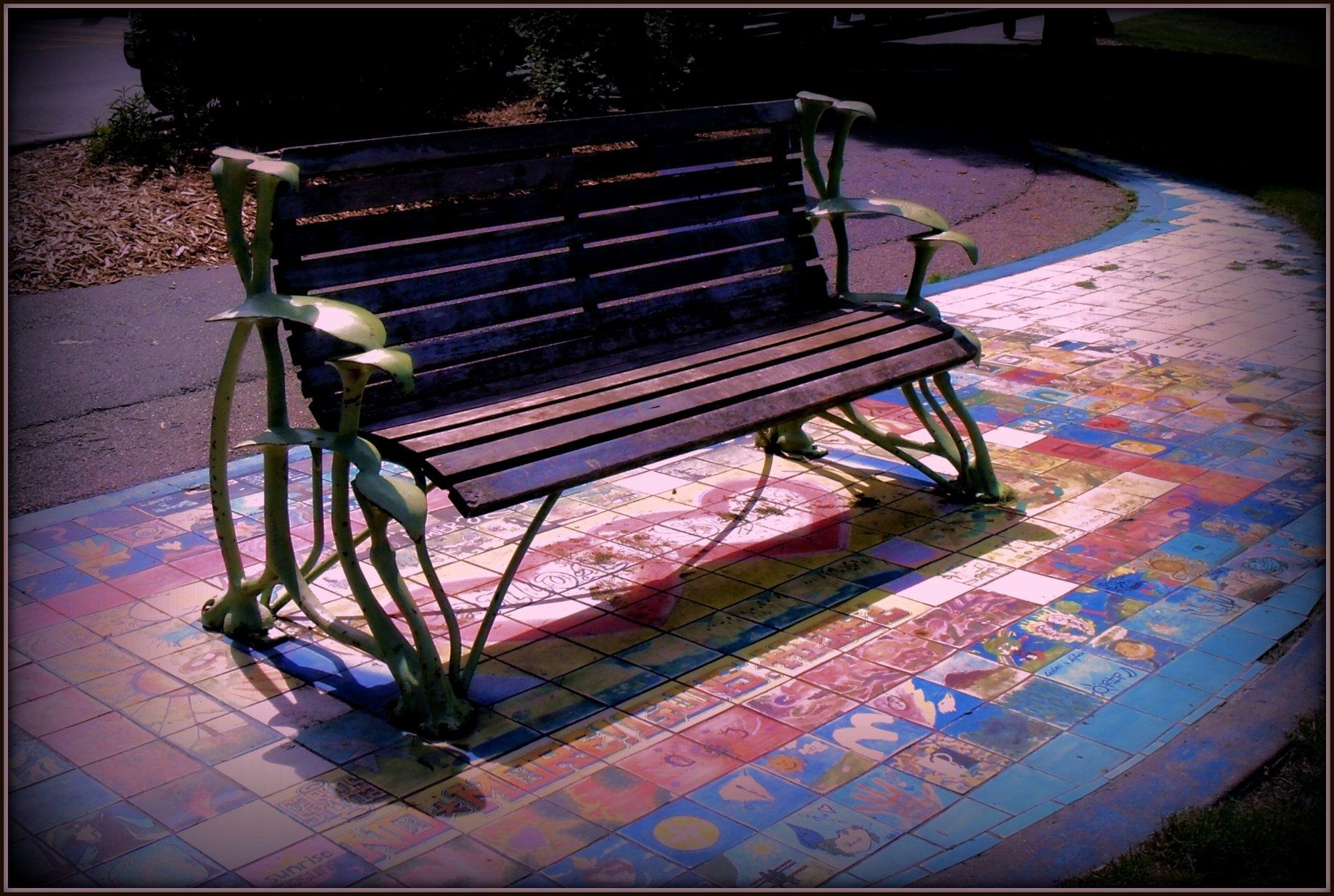 Bench by Rob Goldstein