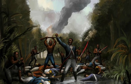 World's first all black republic