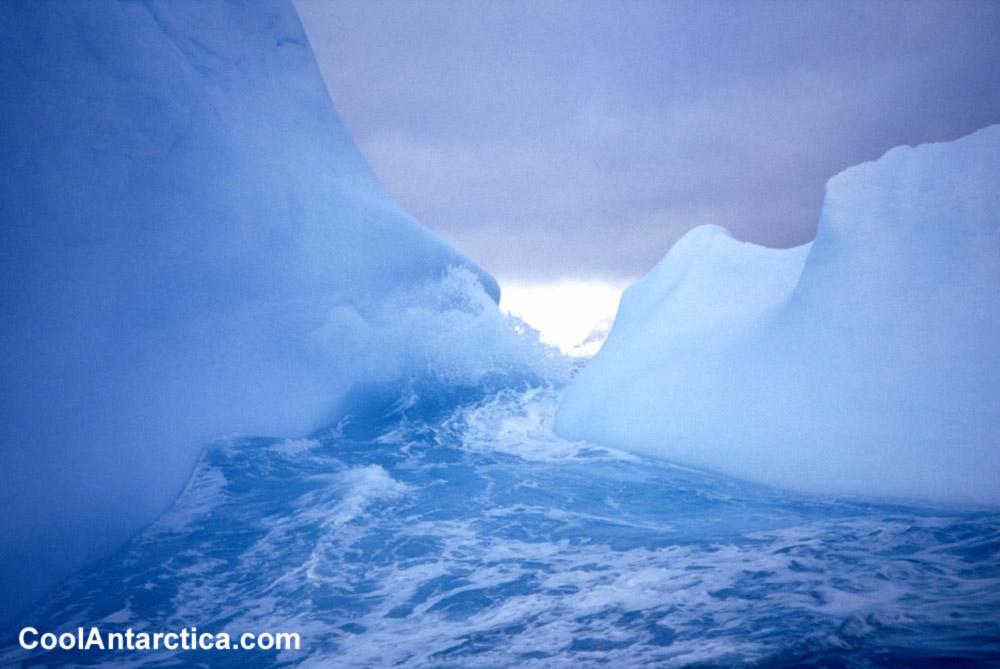 Icebergwash