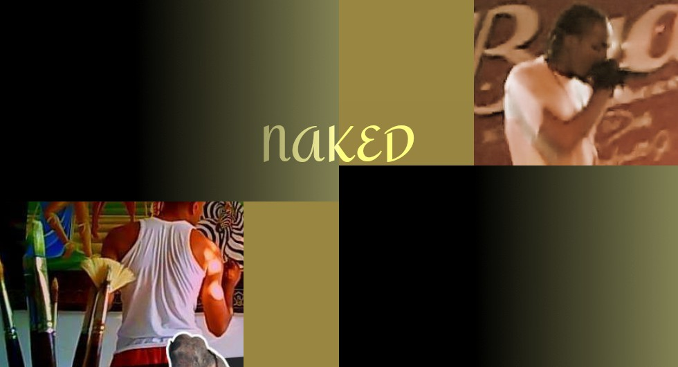 NAKED – AN ARTISTS COLLABORATION