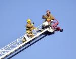 Ned Hickson volunteer firefighter