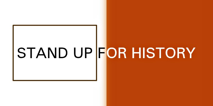 Stand Up History