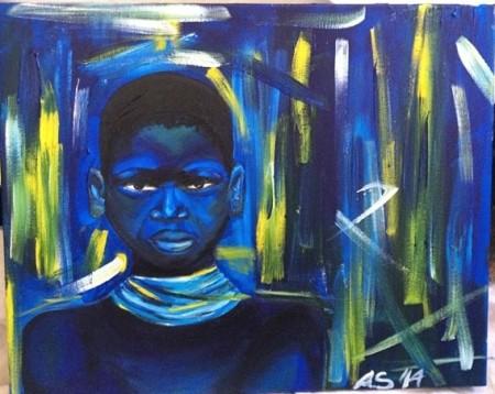 Troubled Boy by Aliyah Sidqe