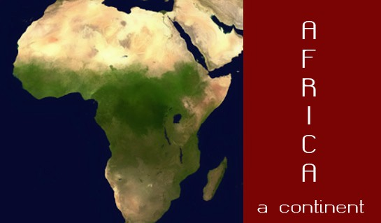 Africa a continent