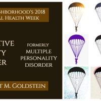 DISSOCIATIVE IDENTITY DISORDER (FORMERLY MULTIPLE PERSONALITIES) BY ROBERT M. GOLDSTEIN