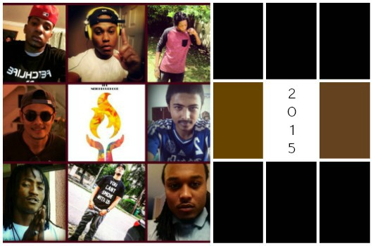 2015 Young Black Men