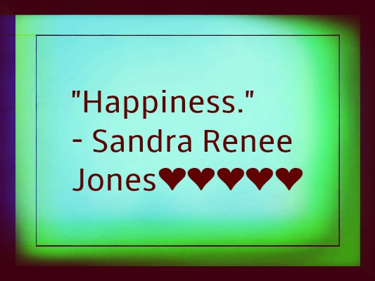 Sandra Renee Jones Smile