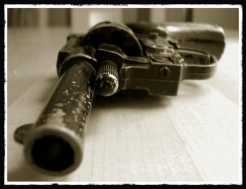 starter gun