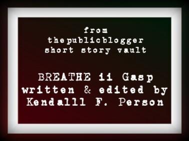 thepublicblogger short story vault