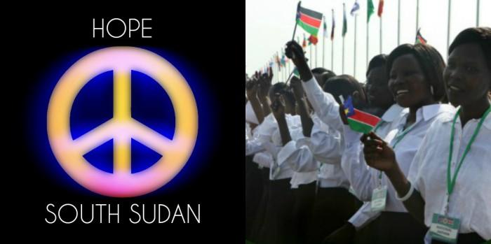 HOPE SOUTH SUDAN