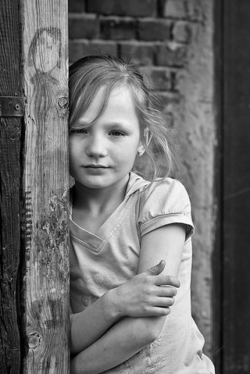 Girl by Joanna Mrowka