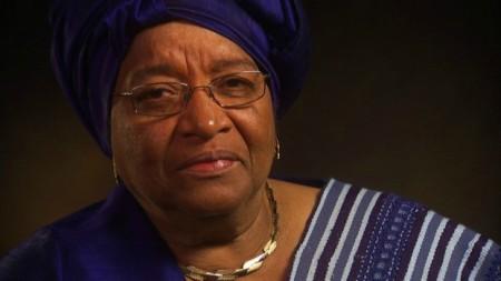 President Ellen Johnson Sirleaf