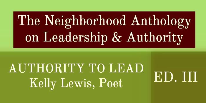 Anthology Leadership and Authority
