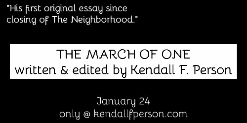 preview Kendall essay