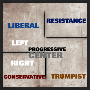 POLITICAL LABELS