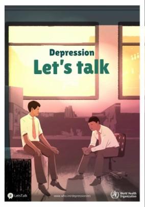 World health day Depression