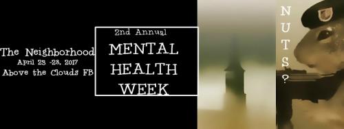 mental health week 2017