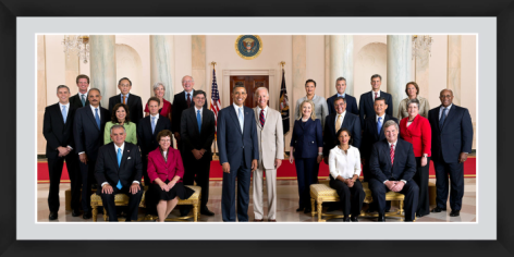 The Obama Cabinet 2009