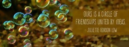 Circle quote