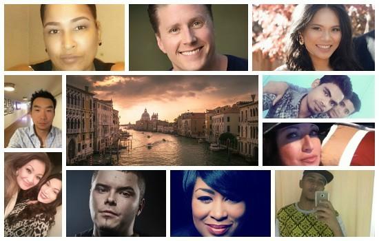 MOST BEAUTIFUL PEOPLE 2017