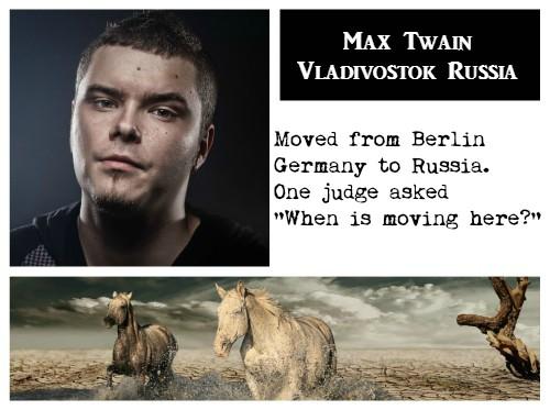 Max Twain
