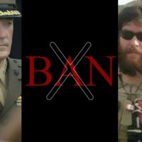 CHAIN OF COMMAND: MARINE GENERAL  BANS TRANS BAN TO PROTECT HIS TROOPS