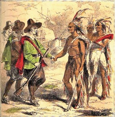 First Contact/Native Americans