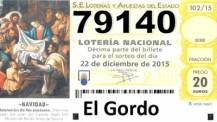 El Gordo 79140