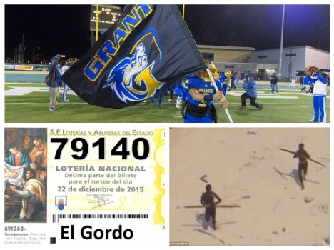 4LIFE: HOW A HIGH SCHOOL FOOTBALL TEAM, EL GORDO AND THE LAST UNCONTACTED TRIBE REDEFINED CITY PRIDE