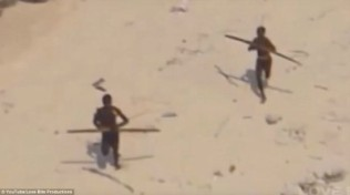 last uncontacted tribe