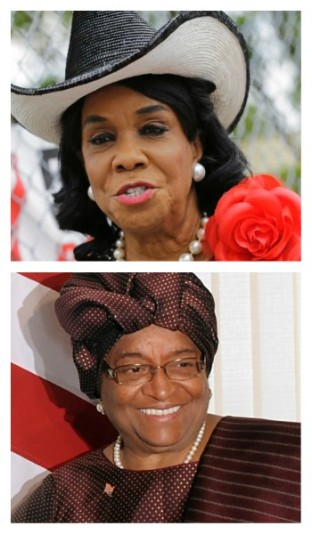 National and World Women Leaders
