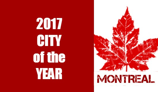 Montreal City of the Year