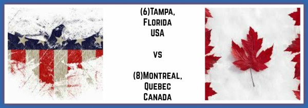 Florida vs Montreal