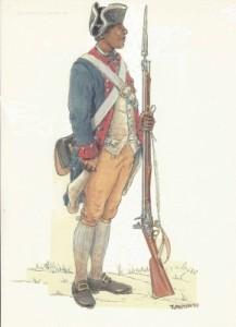 Black Solders American Revolution