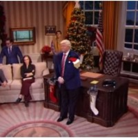 THE PRESIDENT SHOW; FROM A FUNNY IMPERSONATION TO A POWERFUL INTERPRETATION