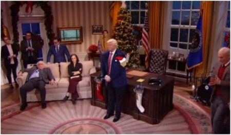 The President Show review