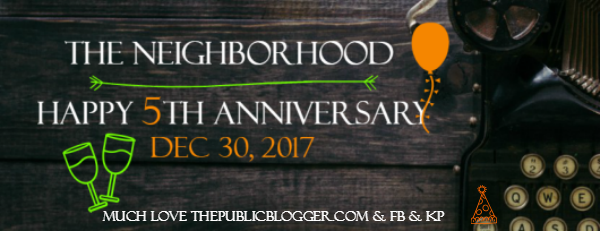 Happy Anniversary The Neighborhood