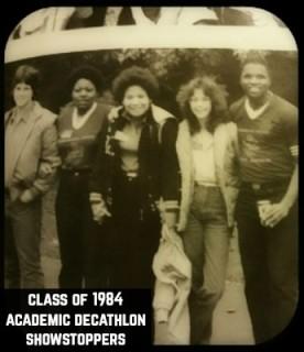 1984 Academic Decathlon