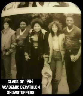 1984 Academic Decathlon